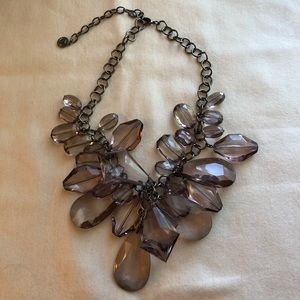 Costume jewelry - chunky necklace